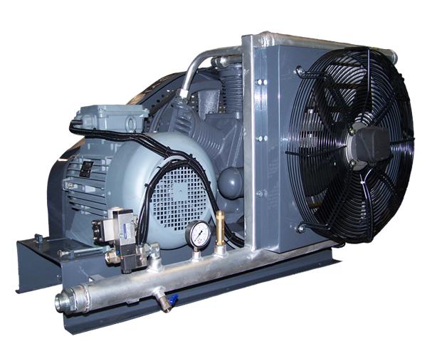 Booster Series Air Compressors 171 YİĞİtsan Compressor